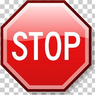 Traffic Sign Stop Sign PNG