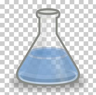 Laboratory Flasks Erlenmeyer Flask Volumetric Flask Chemistry PNG