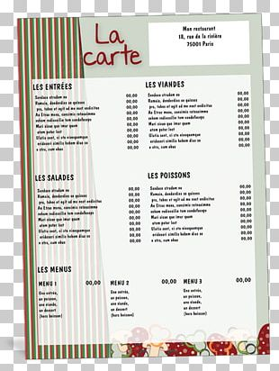 Menu Cafe Restaurant Pasta Pizza PNG