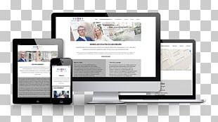 Responsive Web Design Web Page Internet Web Development PNG