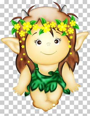 Tooth Fairy Gnome Elf PNG