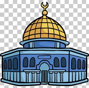 Dome Of The Rock Temple Mount Dome Of The Chain Computer Icons PNG