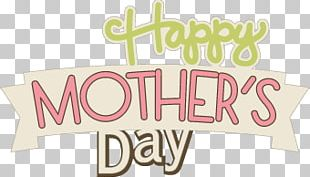 Happy Mothers Day Small Banner PNG