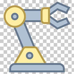 Robotics Computer Icons Industrial Robot PNG