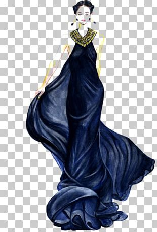 Fashion Illustration Drawing Haute Couture PNG