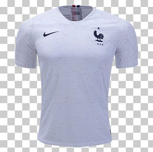 2018 World Cup France National Football Team Jersey Shirt Nike PNG