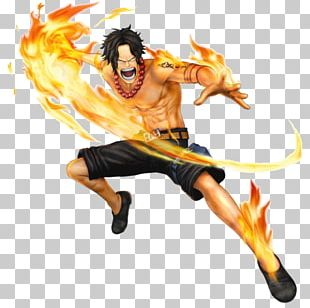 One Piece: Pirate Warriors 3 Portgas D. Ace Monkey D. Luffy Dracule Mihawk PNG