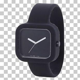 Watch Muji Clock Tissot Strap PNG