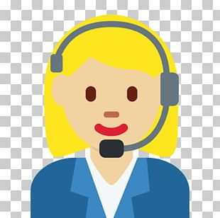 Emoji Woman Office Worker Business Light Skin Human Skin Color PNG