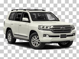 2018 Toyota Land Cruiser Sport Utility Vehicle Toyota Land Cruiser Prado Car PNG