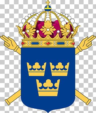 Flag Of Sweden Three Crowns Coat Of Arms Of Sweden PNG
