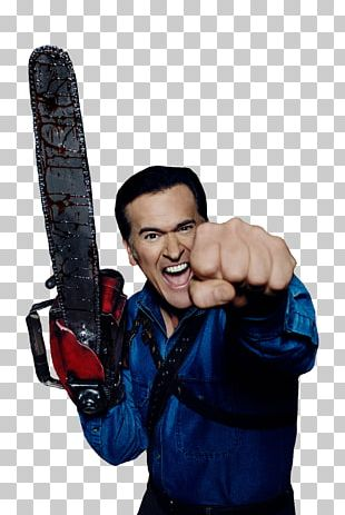 Bruce Campbell Ash Williams The Evil Dead Fictional Universe PNG