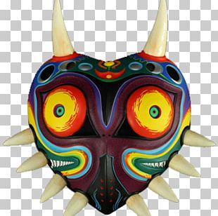 The Legend Of Zelda: Majora's Mask 2014 Awesome Games Done Quick Oni Wearable PNG