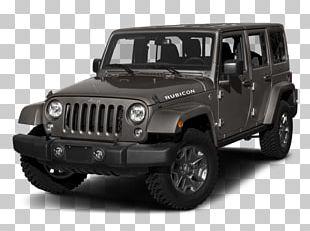 2018 Jeep Wrangler JK Unlimited Rubicon Chrysler Car 2017 Jeep Wrangler Unlimited Rubicon PNG