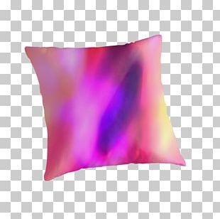 Throw Pillows Cushion Pink M Rectangle PNG
