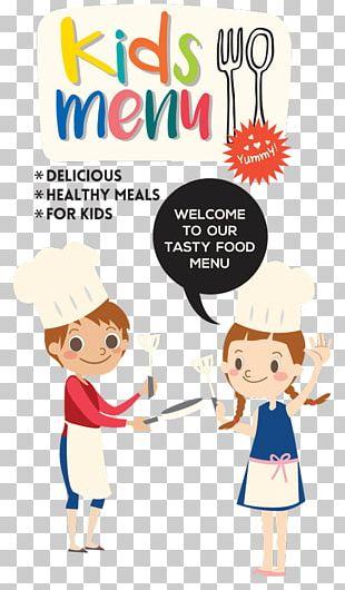 Kids' Meal Menu Restaurant Pasta PNG