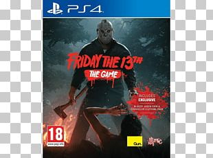 Friday The 13th: The Game Jason Voorhees Video Game PlayStation 4 PNG