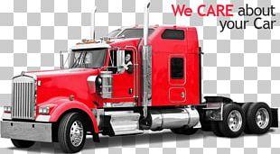 Car Truck Driver Semi-trailer Truck Vehicle PNG
