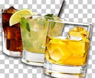 Cocktail Distilled Beverage Fizzy Drinks Beer Juice PNG