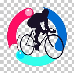 Free Bike To Pull Material Silhouette Figures PNG