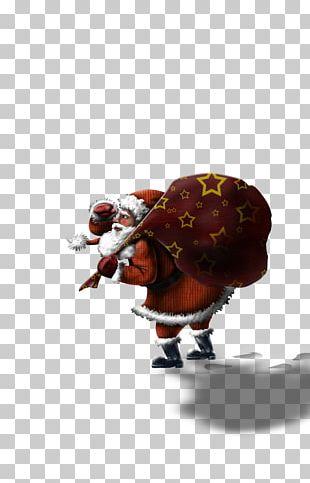 Snegurochka Santa Claus New Year Christmas Holiday PNG