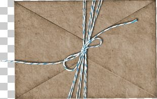 Rope Envelope Frame Sky Blue PNG