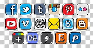 Social Media Marketing Computer Icons Social Network PNG