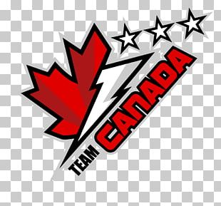 Logo Canada Brand Line Font PNG