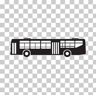 Party Bus Car Motor Vehicle Logo PNG