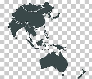 United States South America Asia-Pacific Middle East PNG