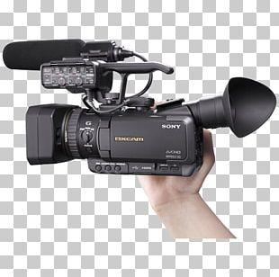Video Cameras Sony NXCAM HXR-NX70U Sony NXCAM HXR-NX100 索尼 PNG