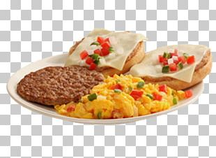Full Breakfast Vegetarian Cuisine Fast Food French Fries PNG