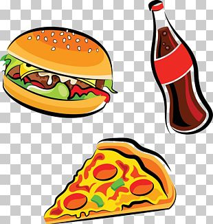 Hamburger Hot Dog Junk Food Fast Food French Fries PNG