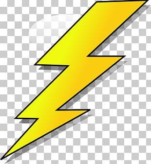 Lightning Drawing PNG