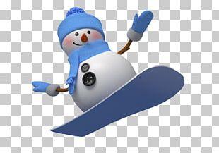 Santa Claus Snowman Christmas PNG