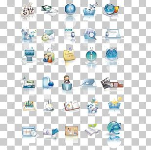 Business 3D Computer Graphics Icon PNG