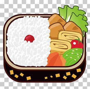 Bento Fast Food Rice PNG