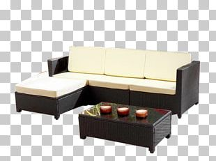 Foot Rests Table Garden Furniture Couch PNG