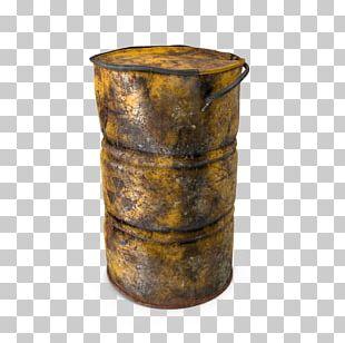2048 Black Drum Barrel Petroleum PNG