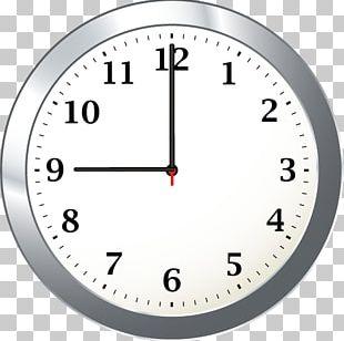 Clock Face Digital Clock Stock Photography PNG