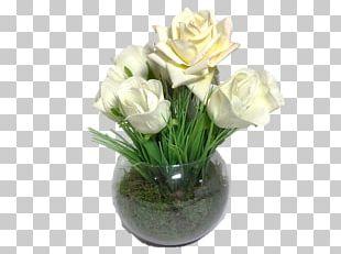 Garden Roses Floral Design Cut Flowers Vase Flower Bouquet PNG