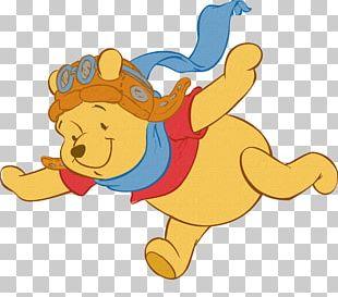 Winnie The Pooh Piglet Eeyore Tigger Rabbit PNG