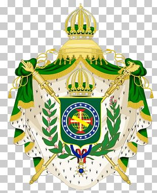 Empire Of Brazil Independence Of Brazil Portuguese Empire Coat Of Arms Of Brazil PNG