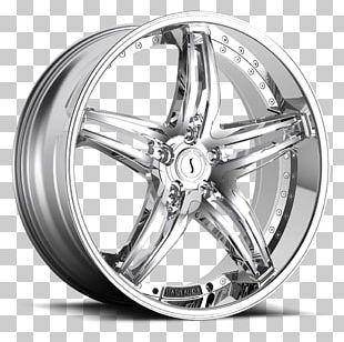 Rim Custom Wheel Tire Chrome Plating PNG