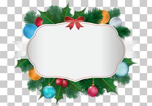 Christmas Santa's Village Vecteur PNG