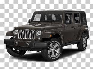 Jeep Wrangler Unlimited Chrysler Dodge Car PNG