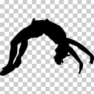 Cheerleading Tumbling Gymnastics Flip PNG
