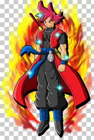 Goku Dragon Ball Heroes Vegeta Gogeta Trunks PNG