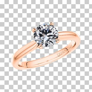 Wedding Ring Engagement Ring Jewellery Brilliant PNG