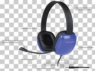 Headphones Microphone Headset Acoustics Stereophonic Sound PNG